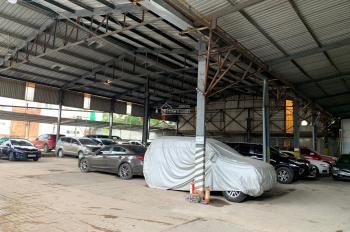Cho thuê nhà lớn 2500m2 mặt tiền sầm uất đường Hậu Giang, P. 12, Q. 6