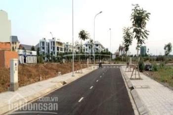 Bán đất KDC Nguyễn Văn Tiết, Lái Thiêu 45, Thuận An TC 100% sổ riêng giá 900tr, dt 65m2, 0907256001