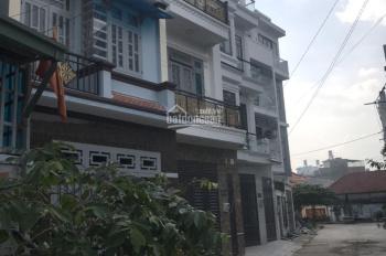 Bán nhà đường Nguyễn Ảnh Thủ 5x15m, P. Hiệp Thành, Quận 12 - 1 trệt 2 lầu, 4,2 tỷ