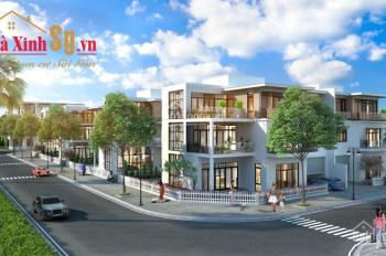 Bán nhà Bình Chánh - KĐT Nhà Xinh Residential - 1 trệt 2 lầu - SHR - nhận nhà ở ngay - 1.4 tỷ