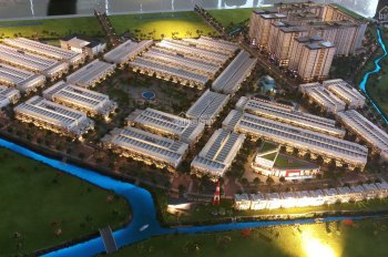 Bán Đất nền, Shophouse tổng diện tích 32ha Thuận An, Bình Dương giáp ranh TP.HCM - giá chỉ 38tr/m2