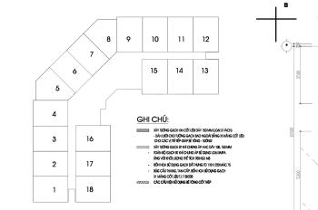 Bán căn hộ góc 12-13 chung cư CT2A thạch bàn. Liên hệ 0976989191
