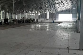 Cho thuê nhà xưởng tại Xã Tân An Hội, Củ Chi