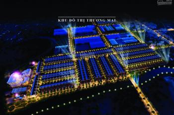 Bán đất nền, shophouse tổng DT 32ha Thuận An, Bình Dương giáp ranh TP. HCM giá chỉ 38 triệu/m2