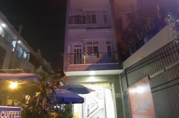 Cho thuê nhà mới Tân Kỳ Tân Quý - Bình Hưng Hòa, Bình Tân. HXH - 3 lầu - 6PN - 5x20m