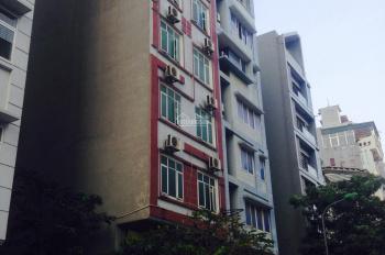 Bán nhà 85m2 x 8T (thang máy) MT: 6m. Mặt phố thương mại - khu X4 - ĐH Thương Mại, giá: 17,3 tỷ