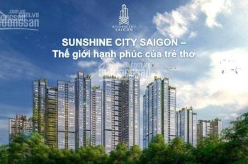 Mở bán tòa S8,S9 - CK lên đến 8% - TT 10% sở hữu ngay - Sunshine City Sài Gòn Quận 7.