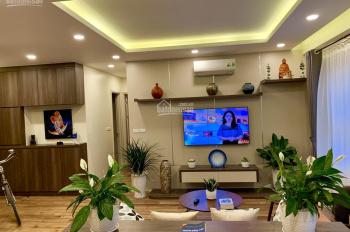 Cho thuê 2 PN full đồ Mipec Riverside Long Biên 86m2, giá 15 triệu/th. Em Thái 0829911592