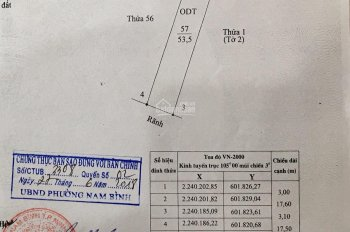 Cần bán nhà cặp số 30 + 32 đường lớn Nguyễn Công Trứ (QL 10 đi Kim Sơn), P. Nam Bình, TP. Ninh Bình