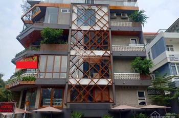 Cho thuê nhà nguyên căn Him Lam hầm, 1 trệt 4 lầu góc 2 mặt tiền Nguyễn Thị Thập - LH 0902 678 444