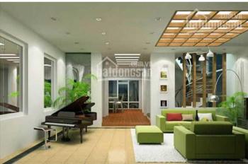 Cho thuê căn hộ 107 Trương Định, dt 80m2, 2pn, giá 17tr