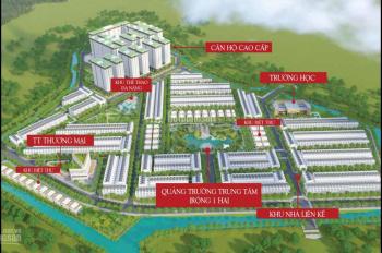 Bán đất nền nhà phố Shophouse Thuận An Giáp ranh Thủ Đức quy mô 32hecta giá chỉ 39trieu/m2