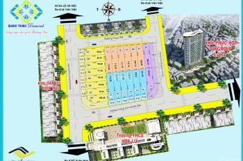 Mặt tiền kinh doanh ngay góc cạnh trường Hoa Lư, giá gốc CĐT, LH 0936 414 668