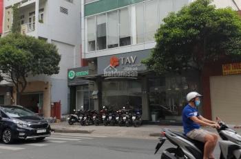 Cho thuê tòa nhà Văn Phòng MT Điện Biên Phủ, P11, Q10 ngay góc Bàn Cờ 8.5x24m, 6 tầng giá 180 triệu