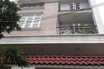 Bán nhà mặt tiền kinh doanh đường Trần Quang Quá, 8mx20m, giá 25 tỷ, 1 hầm 5 lầu, P. Hiệp Tân
