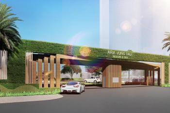 Bán CH Aria Vũng Tàu, vị trí đắc địa có giá trị kinh doanh rất lớn, nhận nhà hoàn thiện nội thất