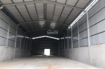 Cho Thuê Kho Xưởng Mới Xây Gần Cảng Cái Mép và QL51