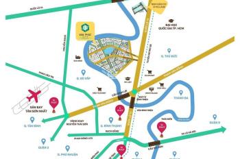 Mở bán khu nhà phố, biệt thự cao cấp D - Village ngay QL 13, Hiệp Bình Phước, Quận Thủ Đức