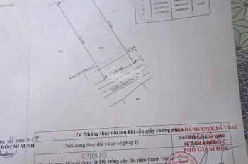 18m mặt tiền đường Bùi Thị Điệt 936m2 có 300m2 thổ cư, 5tỷ. 0948753399