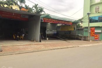 Bán đất 11x15m Ngô Xuân Quảng, Trâu Quỳ, đường 12m có vỉa hè.