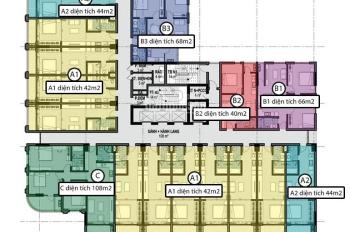 Bán gấp căn hộ 2PN tầng 15 tại chung cư The City Light Vĩnh Yên - LH:0975676534