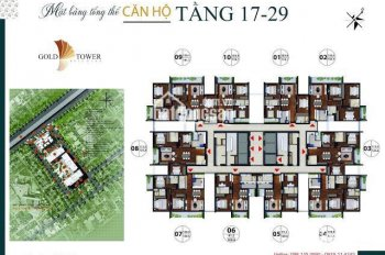 Chính chủ cần bán gấp căn 128,9m2 3PN 3WC Tòa nhà Golden Land Hoàng Huy,Thanh Xuân giá 30tr/m2
