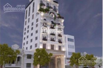 Bán khách sạn 232m2 x 10 tầng + hầm mặt phố Triệu Việt Vương, giá 140 tỷ, LH: 0964488868