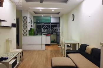 Bán căn hộ VOV Mễ Trì DT 70m2, 2 PN, 1WC, 1 phòng tắm, full đồ, ban công Đông Nam