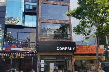 Đi Đài Bắc bán nhà MT Tân Thành ngay cổng BV Chợ Rẫy (8x28m) nở hậu 16m