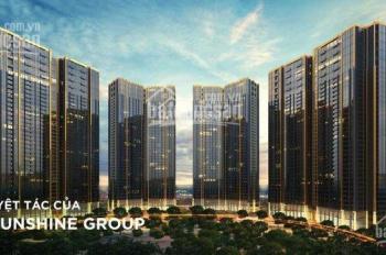 Căn 104m tòa S4 tầng cao. View cầu nhật tân, đẹp nhất dự án Sunshine City. Chiết khấu 300tr