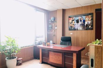 Cho thuê văn phòng giá rẻ 100m2 đã setup full đồ, tại 66A mặt phố Trần Thái Tông, Quận Cầu Giấy