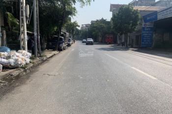 Chính chủ bán đất thổ cư mặt phố Vân Trì, xã Vân Nội, huyện Đông Anh, TP Hà Nội.