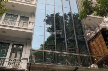 Chính chủ cho thuê nhà mặt phố Nguyễn Khang; diện tích 90m2*7 tầng; giá: 110tr; LH: 0934455563