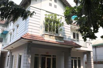 Cho thuê villa mặt tiền 18m Xuân Thủy, DT đất 500m2, 1 trệt 2 lầu, căn duy nhất còn lại ở Thảo Điền