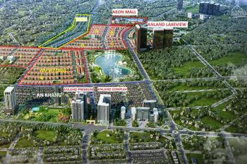 Chủ nhà gửi bán cắt lỗ các căn Anland diện tích 54m - 66m - 75m - 90m2, từ 1.53 tỷ/căn. 0989321163