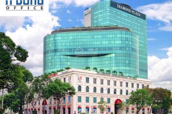 Cho thuê văn phòng đường Lê Duẫn, Q1, tòa Diamond Plaza, dt 200m2, giá 45usd/m2.