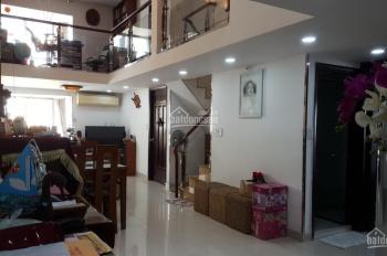 Định cư cần bán gấp căn hộ góc thông tầng 160 m2 Sky Garden 1, PMH, Quận 7 giá 28tr/m2
