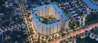 Cho thuê chung cư Hope Residence, Phúc Đồng, Long Biên, S: 70m2, giá 7tr/tháng. LH: 0971902576