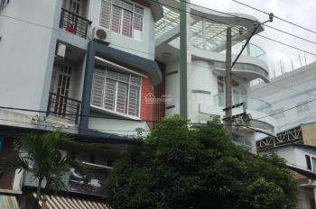 Bán nhà ngay chợ Phạm Văn Hai, P2, TB, 3.8x14m, vuông vức, 4 tầng nhà mới. Giá: 9.8 tỷ TL
