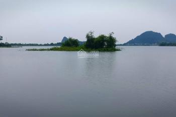 Bán đất mặt hồ Lương Sơn, Hòa Bình, gần khu nghỉ dưỡng, LH 0965.368.616