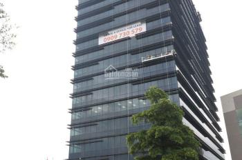 Cho thuê văn phòng đường Nguyễn Văn Linh, Q7, tòa Mapletree Business Center, dt 200m2, 25usd/m2.