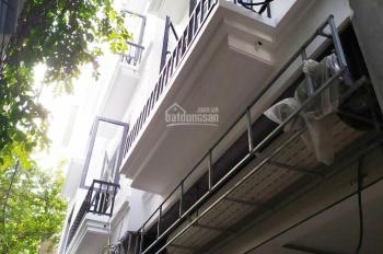 Dãy nhà phân lô mới TT Minh Khai, ngõ rộng xe lam đỗ cửa thông các ngả gần mặt phố 2,95 tỷ - 4,1 tỷ