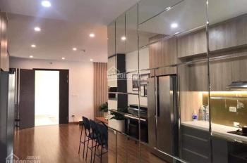 Cho thuê căn hộ 3PN, 111m2 full nội thất. View trực diện sân bóng Mỹ Đình