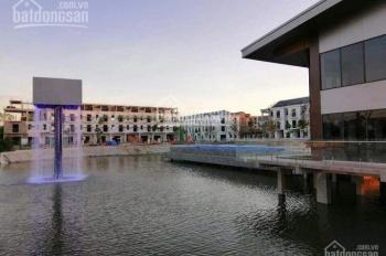 Bán căn nhà phố Sim City trục đường chính 75m2 giai đoạn 1, 4,6 tỷ/căn, liên hệ 0939867408 Hạnh