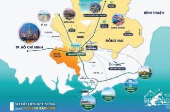 Sở hữu đất tại khu dân cư tri thức Tiến Lộc Garden, ngay trung tâm chợ Long Thọ