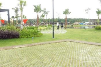 Bán đất MT Quốc Lộ 13, Bàu Bàng, Bình Dương, SHR, gần chợ, trường học, giá 590tr/nền. 0901397728.