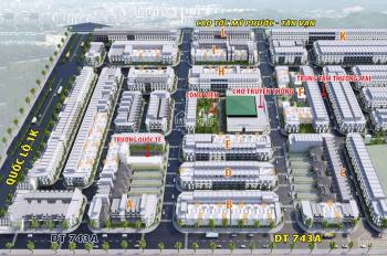 Bán đất diện tích lớn thích hợp xây nhà nghĩ, trường học, trung tâm thương mai, ngay Bigc Dĩ AN.