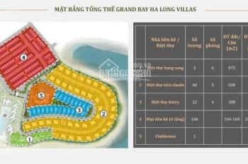 Grand Bay Hạ Long - cơ hội đầu tư tốt nhất Hạ Long 2019 - Hotline phòng kinh doanh 0968.470.456