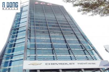 Cho thuê Kim Tân Hải building,Trường Chinh, p Tân Thới Nhất, Quận 12, DT 300m2, giá 62tr/tháng