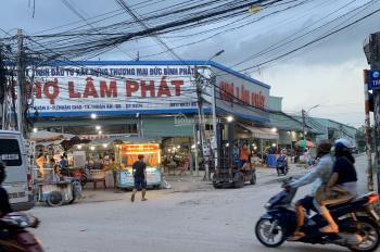 Bán đất Thuận Giao cực đẹp 2 mặt tiền 10x30m thổ cư 176m2 kinh doanh đa ngành nghề sổ hồng riêng